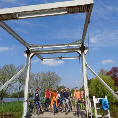 Bicycle tour: Gouda Lake Tour - Green Cow Bike Tours