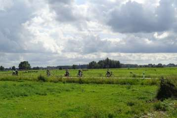 Cycling under the sea- Green Cow Bike Tours