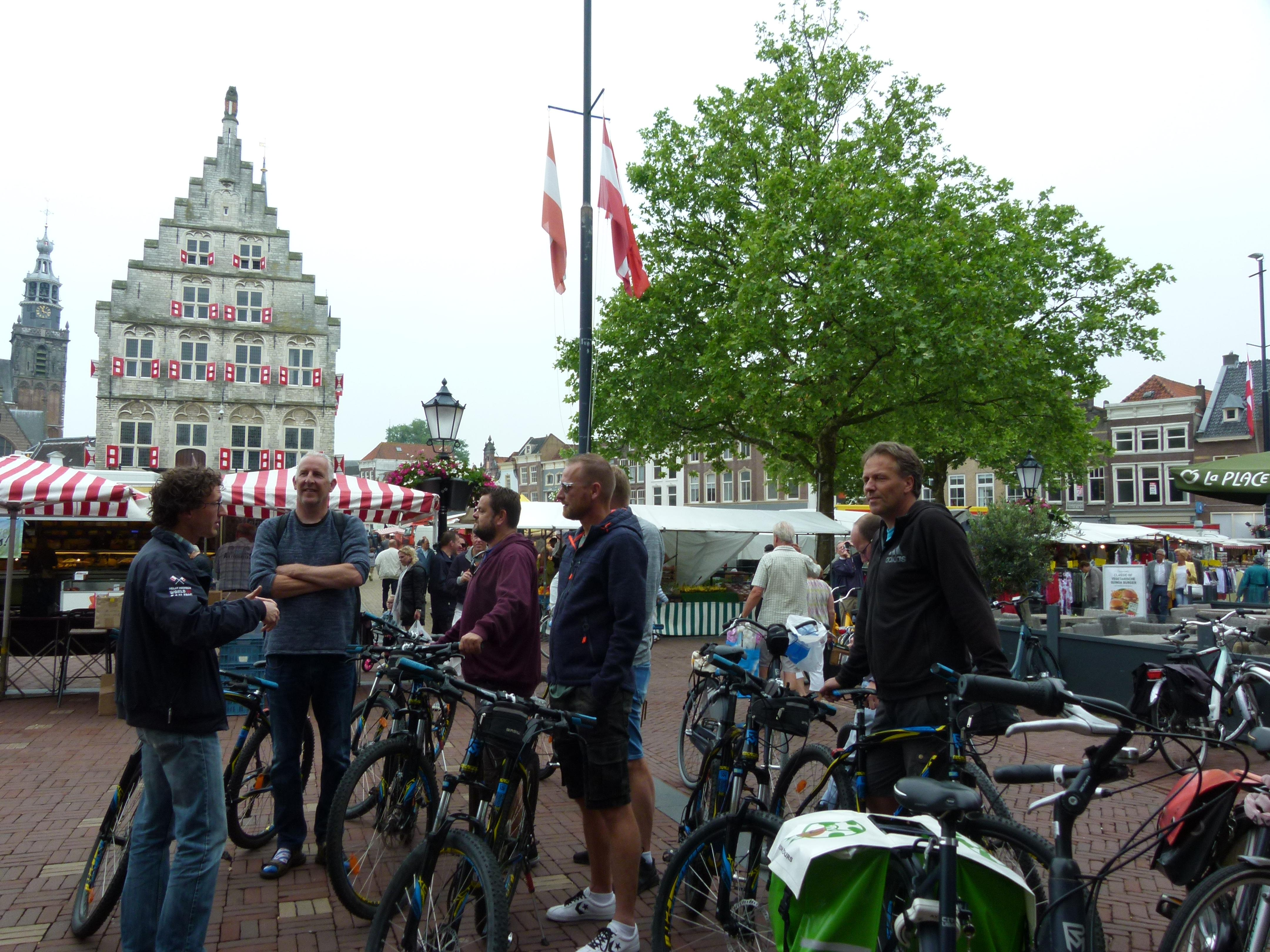 Gouda old townhall