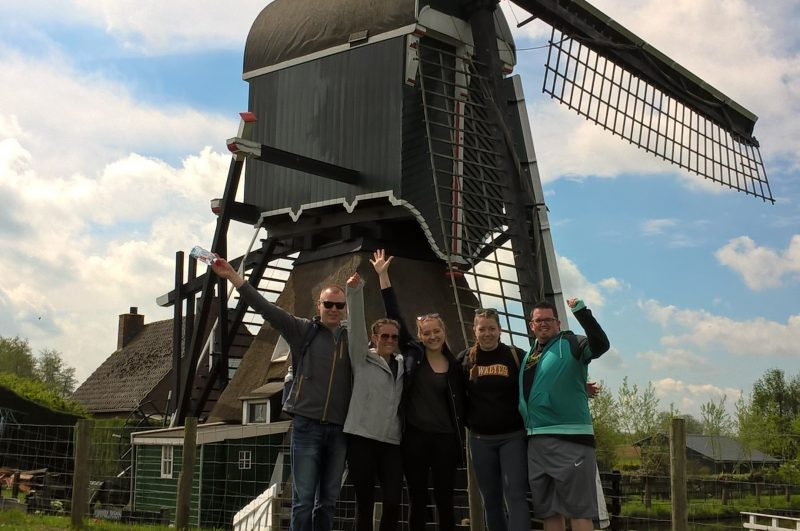 Cycle to Mills, Bikes & Beers - Green Cow Bike Tours